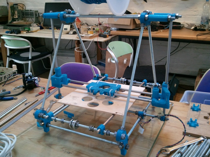 RepRap, 3D Drucker per Autoreplikation